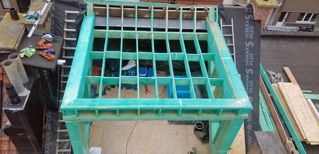 Toitures Jullien dakwerken dakkapel chien assis