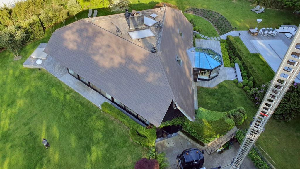 Toitures Jullien dakwerken puntdak toiture inclinée