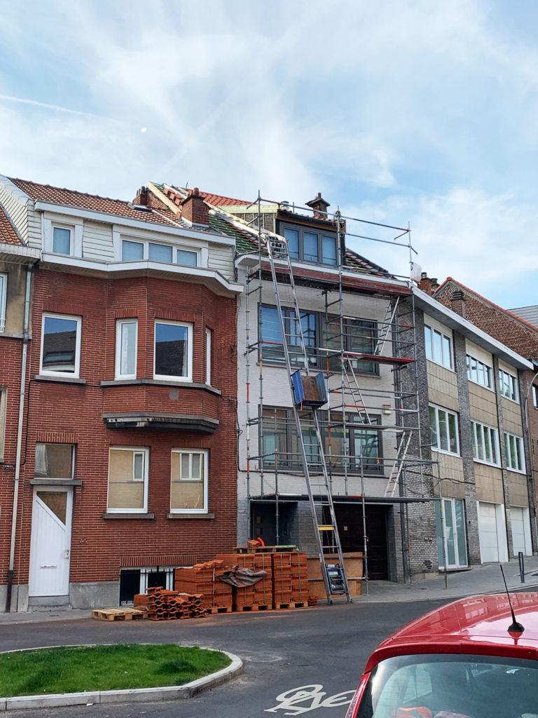 Toitures Jullien dakweken isolation Woluwe St Lambert