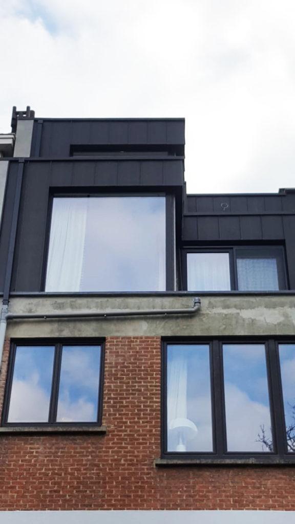 Toitures Jullien dakwerken rehaussement toit dakverhoging