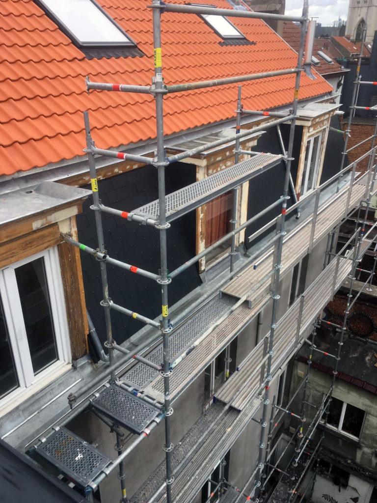 Toitures Jullien dakwerken dakpannen tuiles brussel
