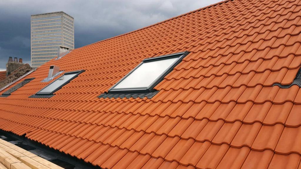 Toitures Jullien dakwerken toiture inclinée puntdak brussel