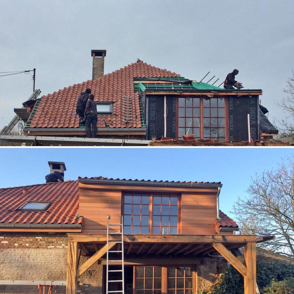 Toitures Jullien dakwerken gevelbekleding bardage en bois