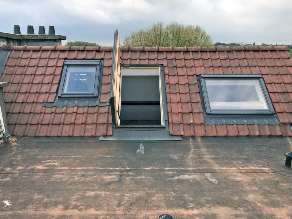 Toitures Jullien Dakwerken aménagement grenier inrichten zolder