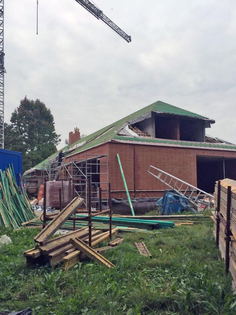 Toitures Jullien Dakwerken rénovation toit dakrenovatie